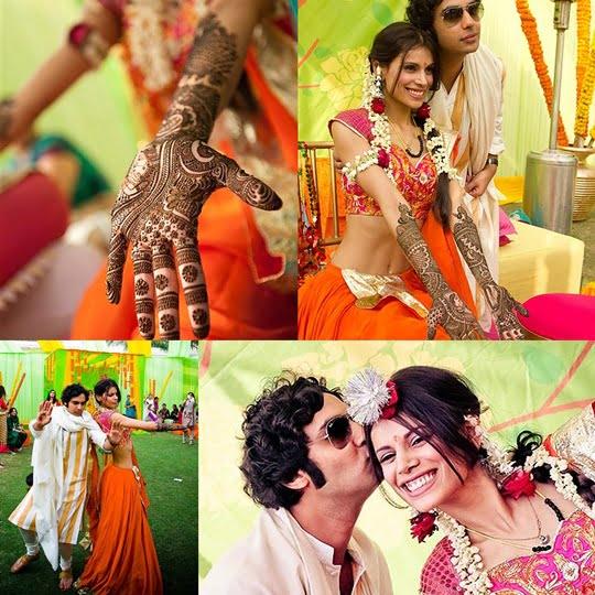 Fotos de la boda de Kunal Nayyar