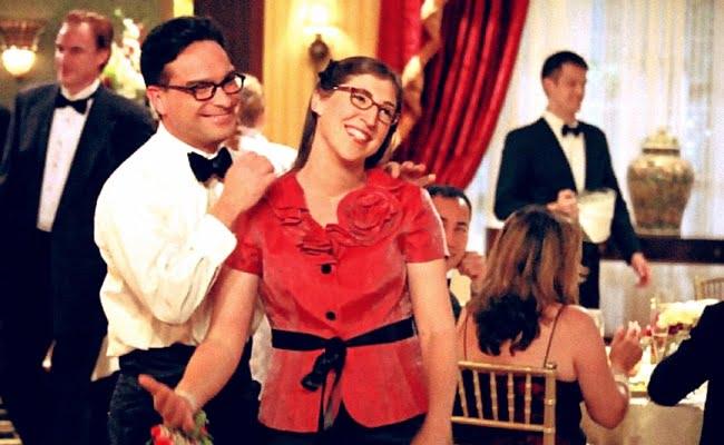 Amy y Leonard hubieran sido una pareja adorable