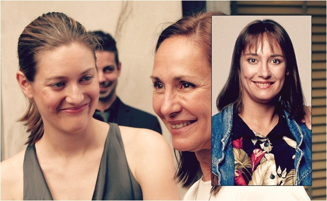 Laurie Metcalf Tbbt Y Zoe Perry Young Sheldon Y La