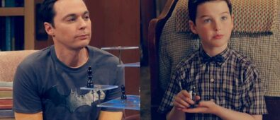 Crossover TBBT y Young Sheldon