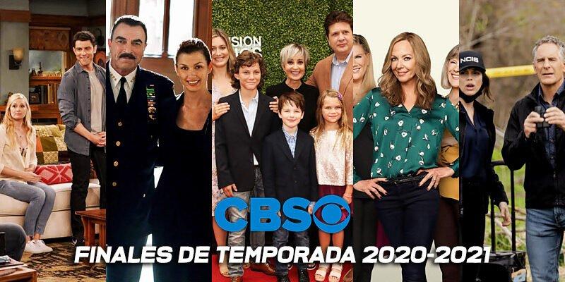 CBS finales de temporada 2020-2021