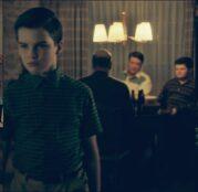 Young Sheldon 4x15 Un virus, una pena y un mundo de posibilidades