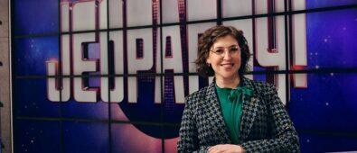 Mayim Bialik debuta presentadora Jeopardy